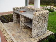 grill gabionen klimaanlage und heizung zu hause. Black Bedroom Furniture Sets. Home Design Ideas